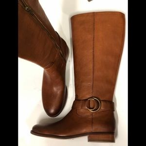 Frye Cellina women's size 6 tall boots